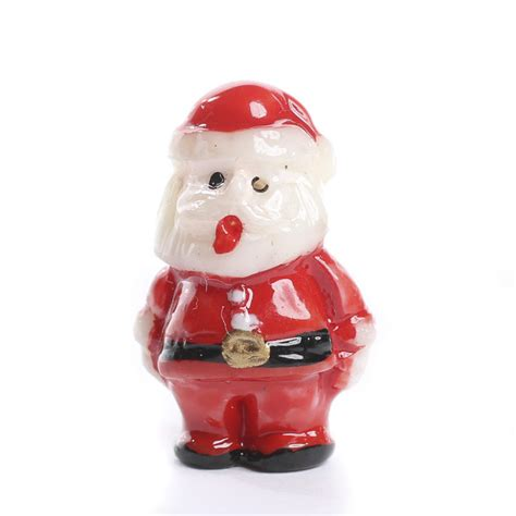 micro mini santa claus christmas miniatures dollhouse