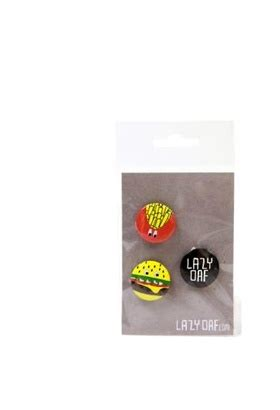 Robot Pin From Lazy Oaf by Lo Stile Pesca Nell Hip Hop Dei Rapper Americani