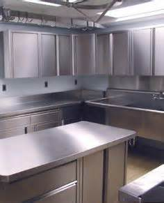 stainless steel restaurant kitchen cabinets 1000 images about cuisine on pinterest commercial