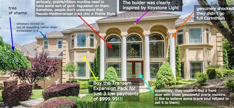 Designing Bedroom by Why Is It Called A Mcmansion Business Insider