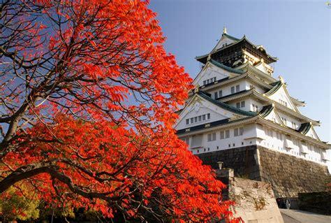 Osaka Part 1 Of 2 by 8 Places In Osaka To Enjoy Beautiful Autumn Foliage