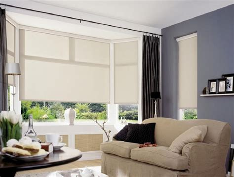 living room roller blinds design 1816 home decorating