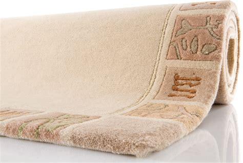 nepal teppiche nepal teppich ghorka exclusive beige 801 reine