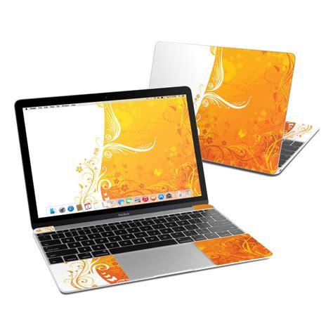 Chromes Crush Proof For Mac Laptops by Macbook 12in Skin Orange Crush Decalgirl