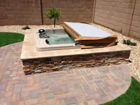 arizona backyard landscapes place to be super bowl