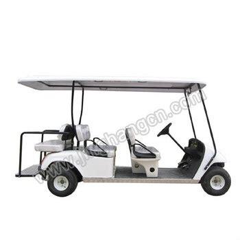 six seater(4+2) gas powered golf cart buy ezgo golf cart