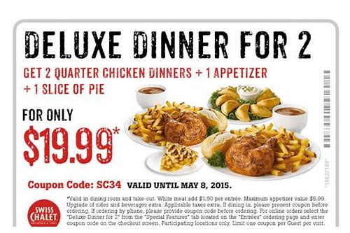 coupons free food canada