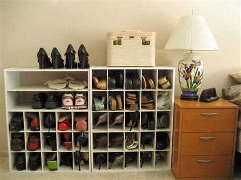 Shoe Rack Inside Closet by Saving Space A Shoe Closet Storage Shoe Cabinet Reviews