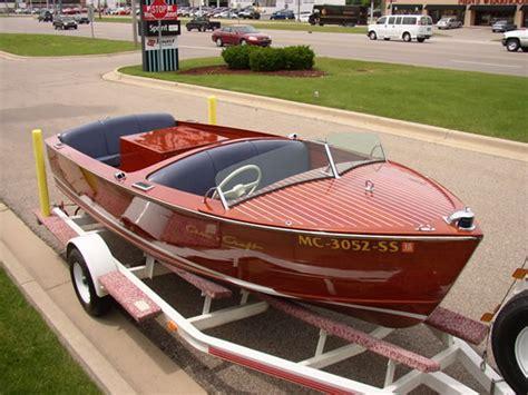 chris craft custom sportsman ladyben classic wooden boats for sale