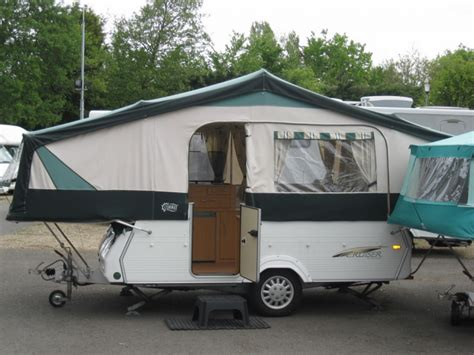 Conway Cruiser Awning by 2008 Conway Cruiser Used Folding Cers Highbridge