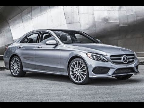 2016 mercedes benz c class (c300) start up and review 2.0