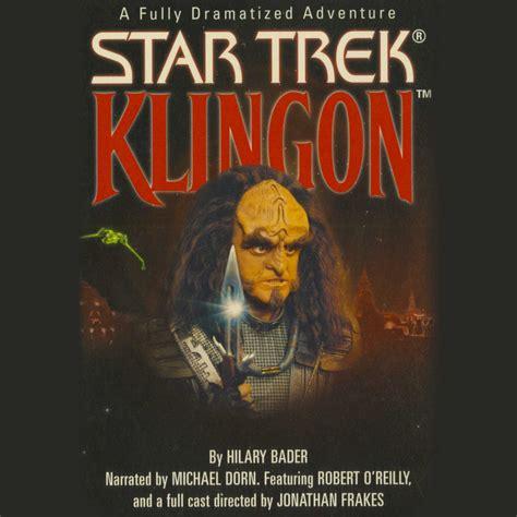 hillary clinton biography audiobook star trek klingon audiobook by hillary bader robert o