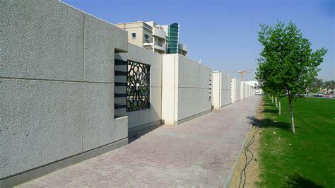 modern boundary wall boundary walls boundary wall design