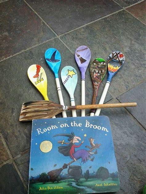 The Room Spoons by 40 Best Images About Activities Using Room On The Broom On