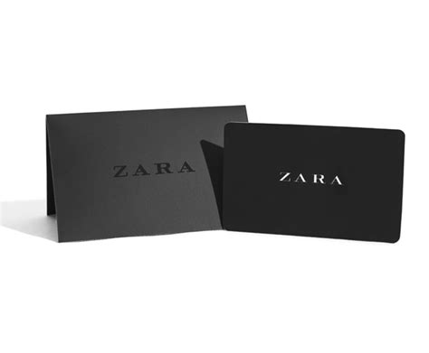 zara gift card on behance - Zara Usa Gift Card