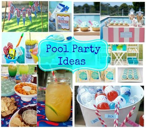 pool party ideas pool party ideas weekly roundup
