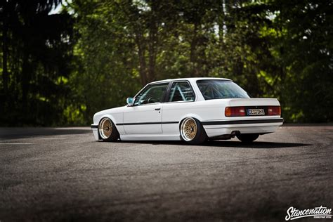 stancenation bmw 2002 the total package daniel s bmw e30 stancenation