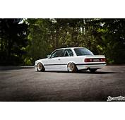 The Total Package  Daniels BMW E30 StanceNation