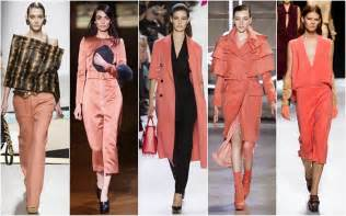 fall 2014 color trends fashion week fall 2014 2015 color trends