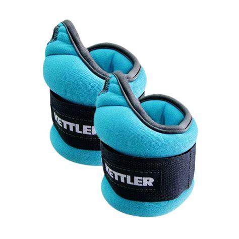 Peralatan Olahraga Dan Fitness Bagus Dan Berkualitas Kettler Juni jual kettler wrist band pemberat tangan alat fitness biru 2 kg pair harga