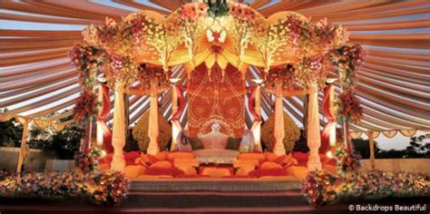 Mandap Rentals in Los Angeles