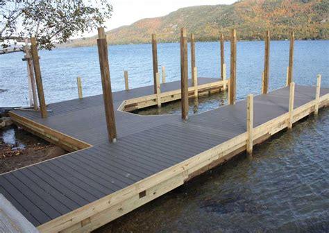 Crib Docks crib dock repair
