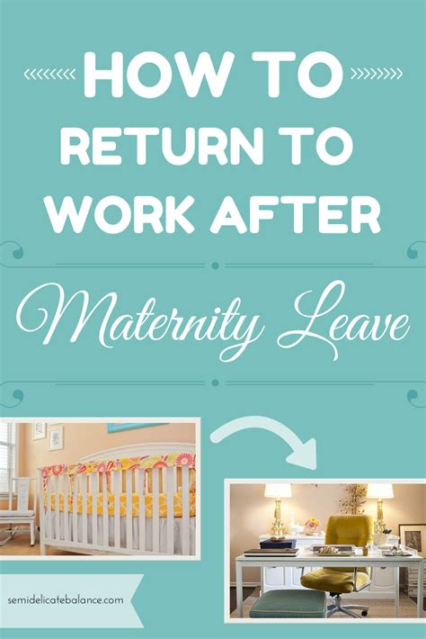 Going Back To Work After Mat Leave by Maternity Leave Quotes Like Success