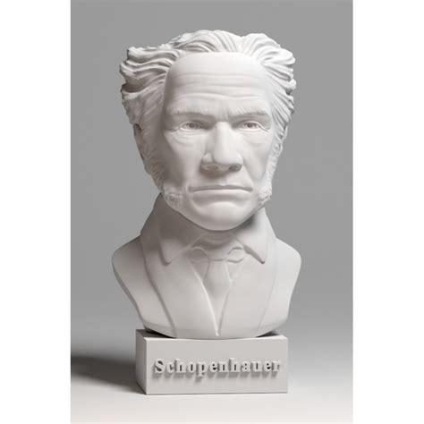 bust to bust arthur schopenhauer bust