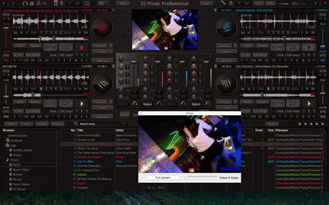 Software Mix Mixer Musik Mixed In Key 7 dj mixer pro free and software reviews cnet