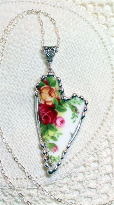 how to make broken china jewelry best 10 broken china jewelry ideas on china