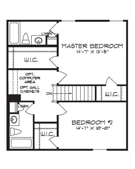 Two Story Homes by Floorplan
