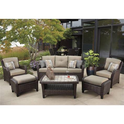 Furniture: Patio Furniture Sets Costco Patio Design Ideas