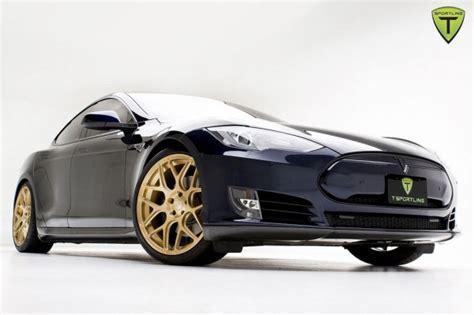 Model T Tesla This 200k Tesla Model S Is The Blingiest Ev In The World