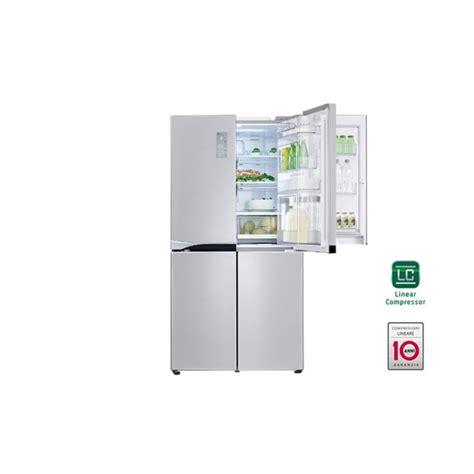 frigoriferi 4 porte frigorifero 4 porte lg gmm916nshv 720lt classe a inox