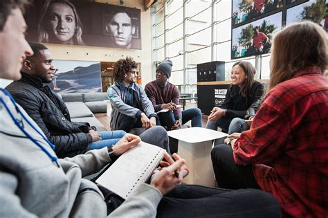 Office For Employees by Employees At Work Nike Office Photo Glassdoor