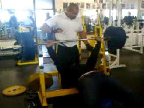 bench press 180kg 180kg bench press at legends gym youtube