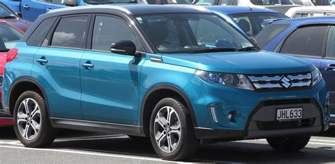 Wiki Suzuki Suzuki Vitara
