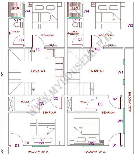 house plan, house construction services my house map