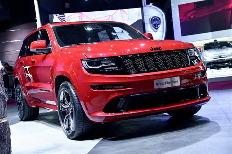 Gc Jeep Chrysler Trademarks Quot Trackhawk Quot Spurs Rumor For