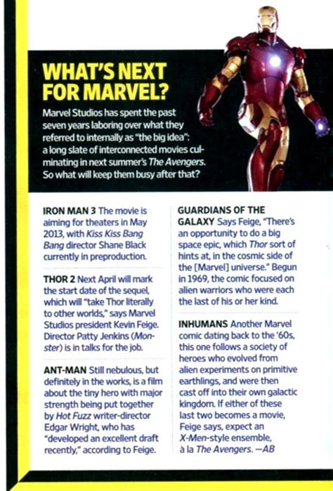 Marvel S Next Movies Include Thor 2 Iron Man 3 Ant Man   marvel s next movies include thor 2 iron man 3 ant man
