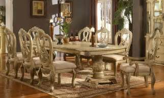 Elegant Dining Room Chairs Tips In Buying Formal Dining Room Sets Elegant Furniture