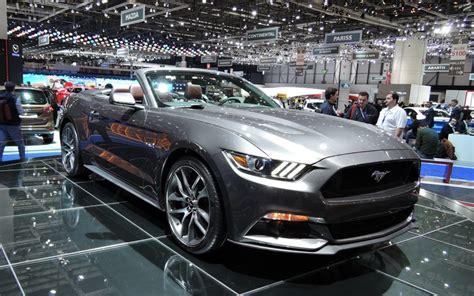 Guide De L Auto 2015 Mustang by Ford Mustang 2015 De Dearborn 224 232 Ve Guide Auto