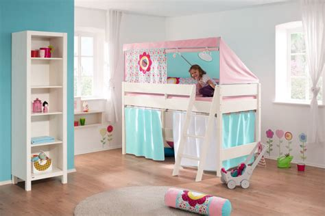 hochbett vorhang set children s rooms paidi furniture for children and babies