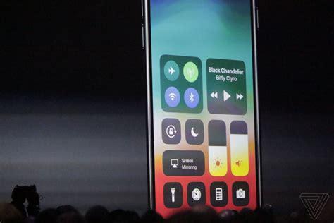 where center ios 11 ios 11 noutati pentru mesaje siri apple pay iphone si
