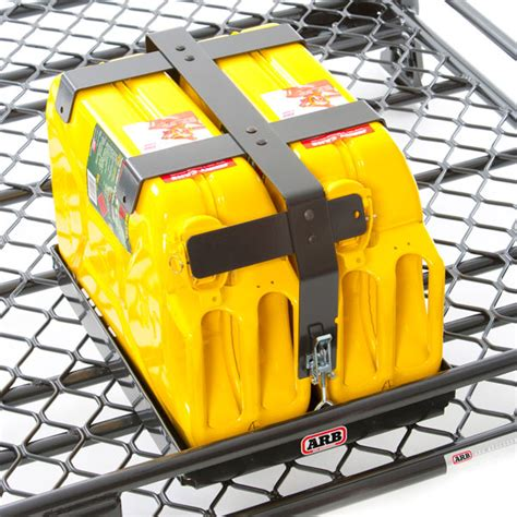 Jerry Can Holder Roof Rack by Steel Roof Rack Options Arb Thailandarb Thailand