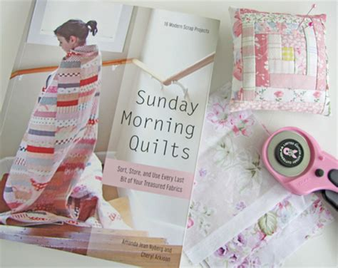 Sunday Morning Quilts by Low Volume Pretty By