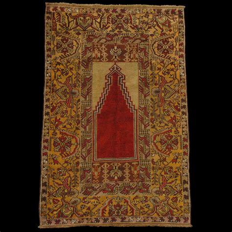 tappeti anatolici tappeto anatolico antico konya a preghiera carpetbroker