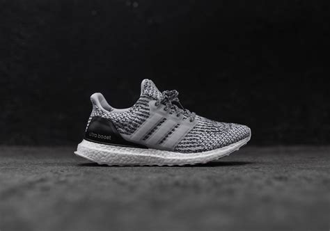 Sepatu Adidas Ultra Boost 3 0 Oreo Black White Original adidas ultra boost 3 0 restock at kith sneakernews