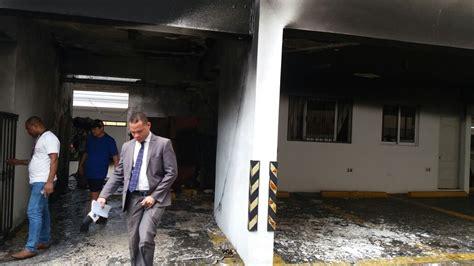 Morales Fuego eltapondelascinco fuego afecta edificio en sector