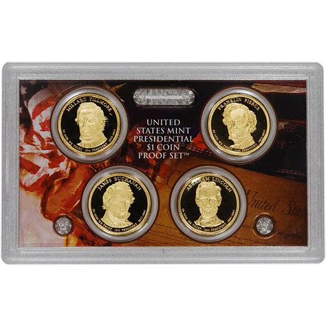 Set Mint 2010 us mint presidential 1 coin proof set ebay